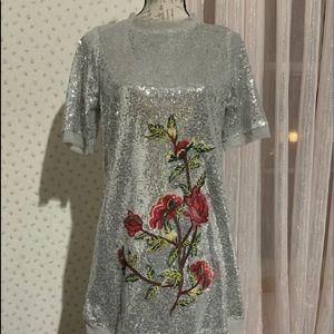 Chelsea & Violet sequin dress